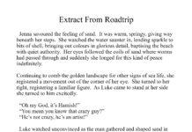 Heart Strings Extract: Roadtrip
