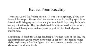 Heart Strings Extract: Roadtrip