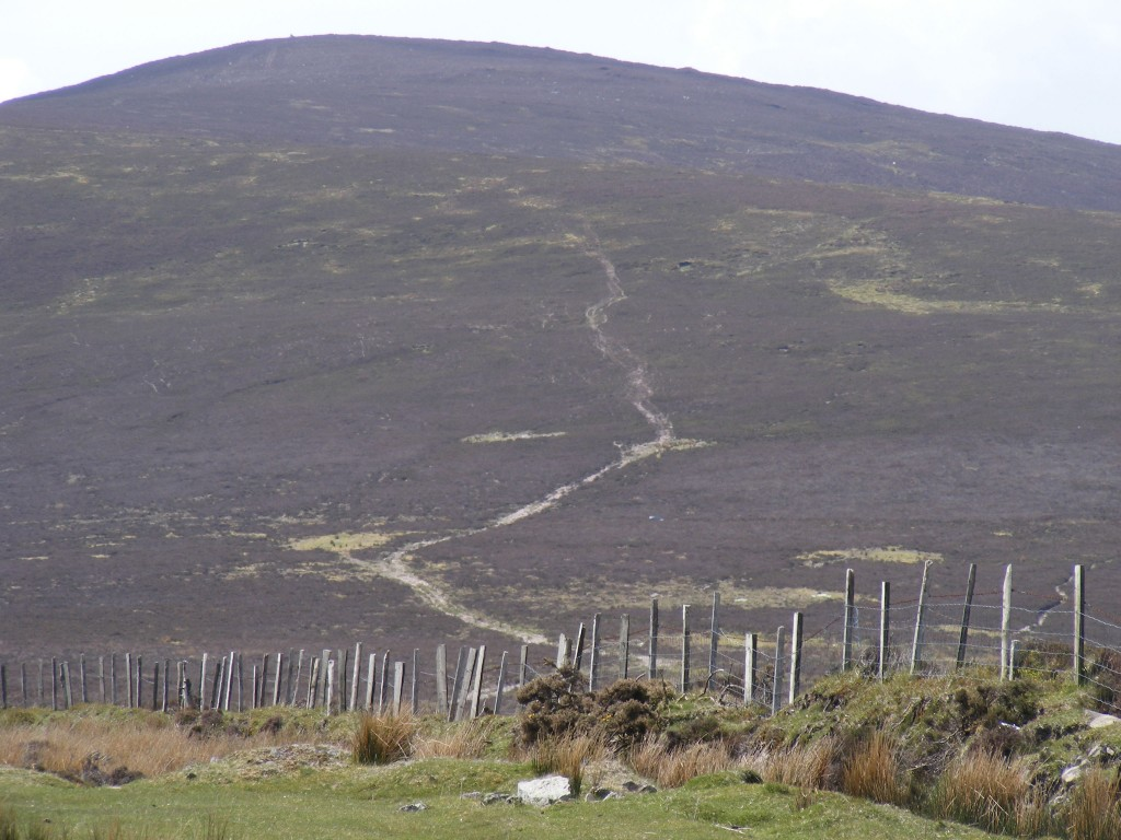 hill near clonmel