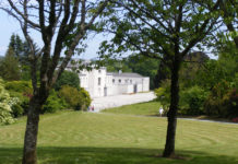 Mount Congreve House.