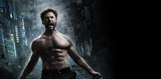 The Wolverine hits Japan with a roar . . .