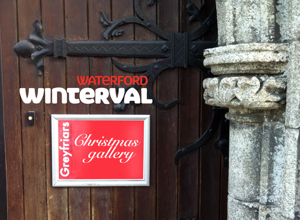 Knocking on the door to Christmas . . .