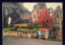 Hay Castle.