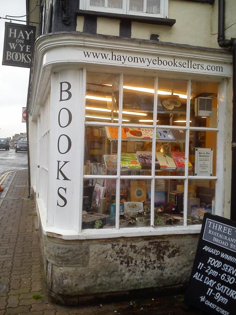 Hay-on-Wye Books.