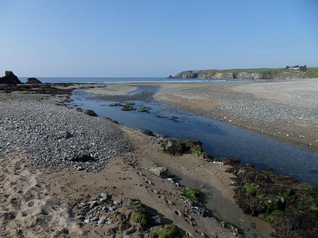 Bunmahon Beach.