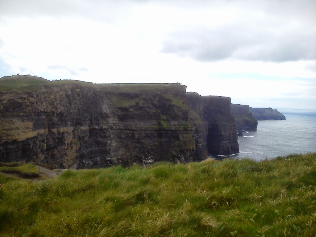 Cliffs of Moher, County Clare.