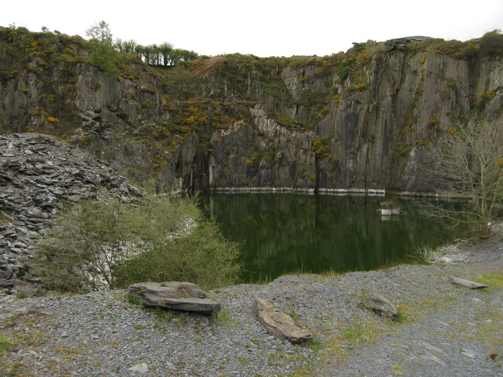 Ahenny Slate Quarries