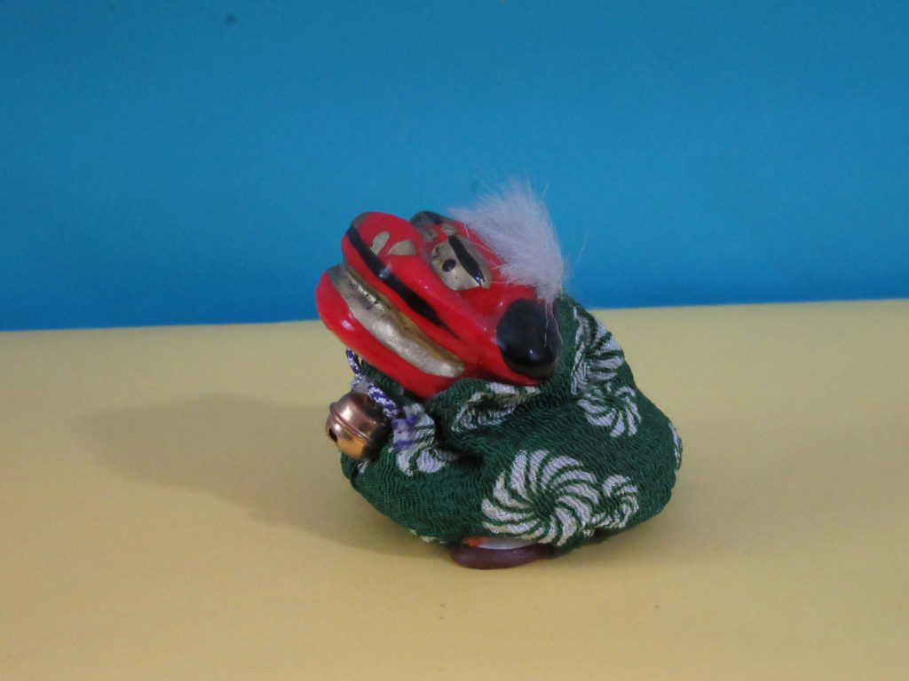 Japanese Dragon Ornament