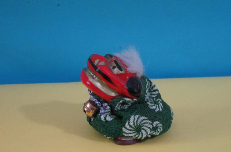 Japanese Dragon Ornament