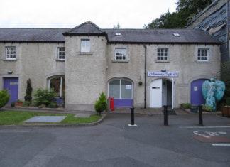 The Armoury Cafe, Glencree