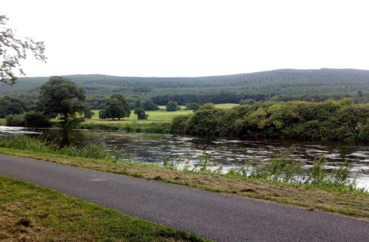Kilsheelan River Scene
